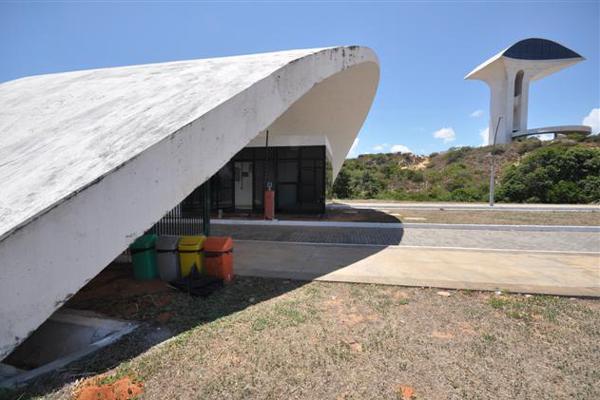 Parque da Cidade, construído em 2008, é alvo de uma polêmica política que se arrasta desde a posse da prefeita Micarla de Sousa