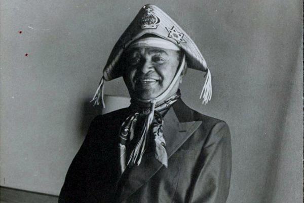 Chapéu de couro era marca registrada do sanfoneiro de Exú