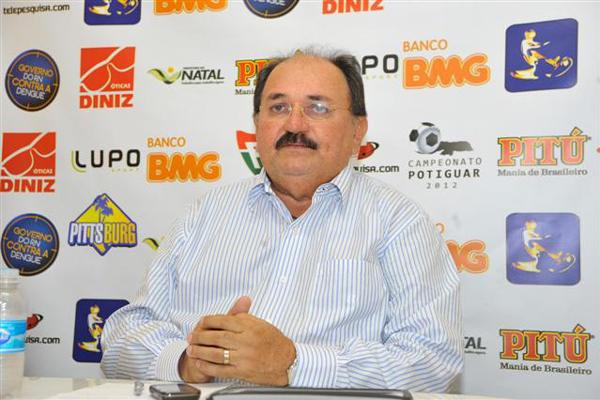 José Vanildo, presidente da FNF