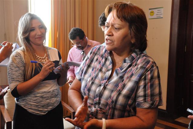Entrevista / Fátima Bezerra / Deputada federal pelo PT