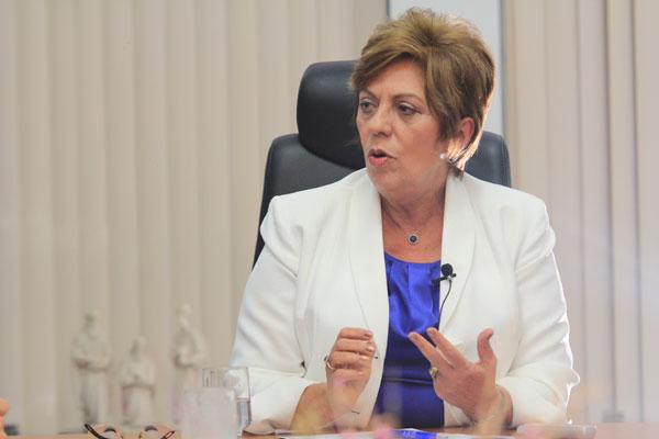 Estejam certos que as coisas ja começam a tomar um rumo bem diferente - Rosalba Ciarlini, governadora do RN