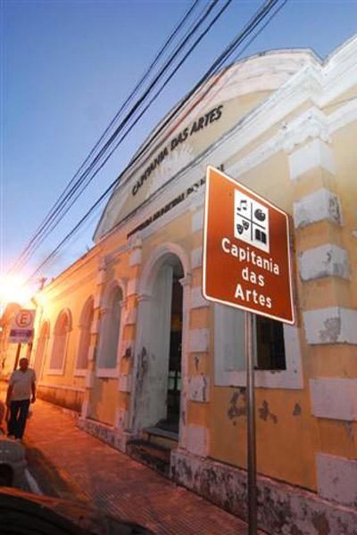 A Capitania das Artes continuará sendo a sede administrativa da Funcarte. Objetivo é descentralizar ações culturais em Natal