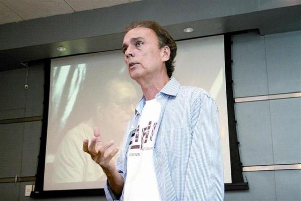 """Dácio Galvão, presidente da Funcarte: """"O importante é valorizar iniciativas que possuem contexto cultural"""""""