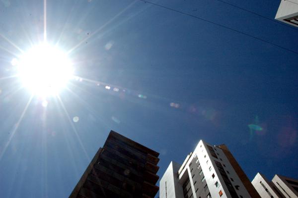 Emparn prevê céu claro e temperaturas altas