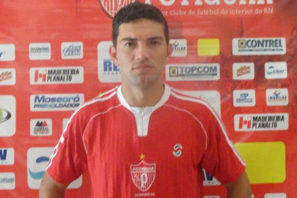 Neto Maranhão havia sido contratado nesta temporada para defender o Potiguar de Mossoró