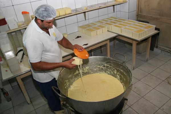 Região Seridó concentra quase 90 por cento das queijarias que operam no RN e empregam 2.500 pessoas
