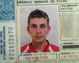 Maxwell Barbosa da Silva morreu na garagem de sua casa, no bairro Lagoa Azul