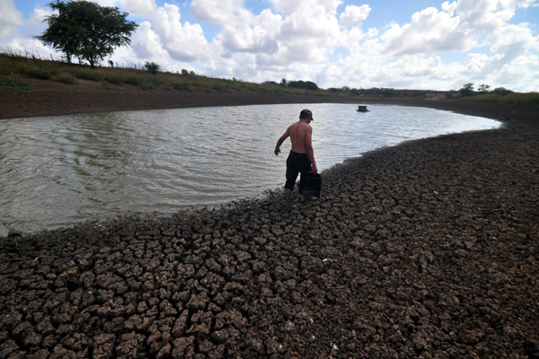 Semarh alerta que se uma nova seca se configurar, a situação dos reservatórios que hoje já estão com volumes em torno de 30 por cento se agravará