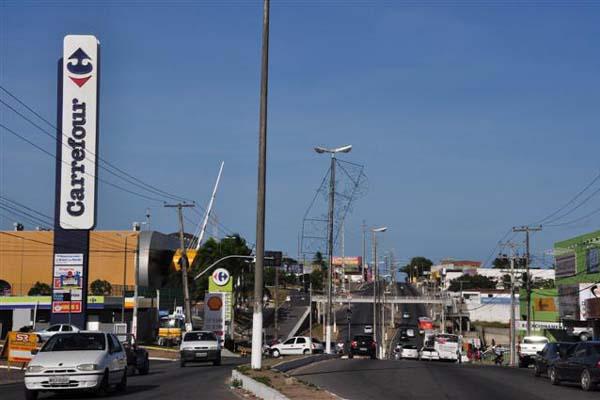 Zona Norte tem mais de 303 mil habitantes e renda domiciliar per capita que vem crescendo, apesar de ainda ser a menor de Natal