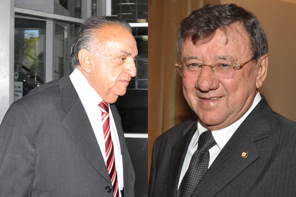 Em auditoria do TCE, Rafael Godeiro e Oswaldo Cruz foram requeridos a devolver R$ 5,4 milhões e R$ 3 milhões, respectivamente