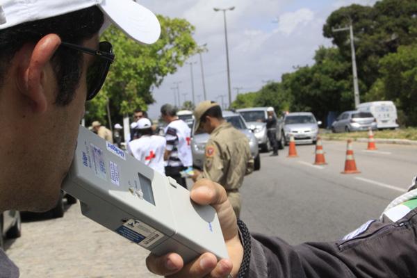 Operação da Polícia Rodoviária no RN terá bafômetro e outros métodos para identificar motoristas que dirigindo sob efeito de álcool