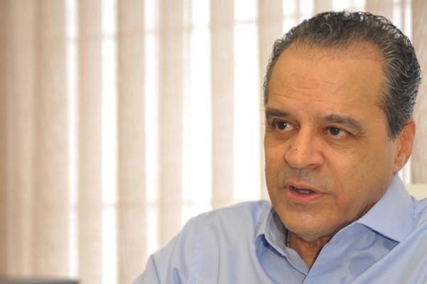 Henrique Eduardo Alves, presidente da Câmara