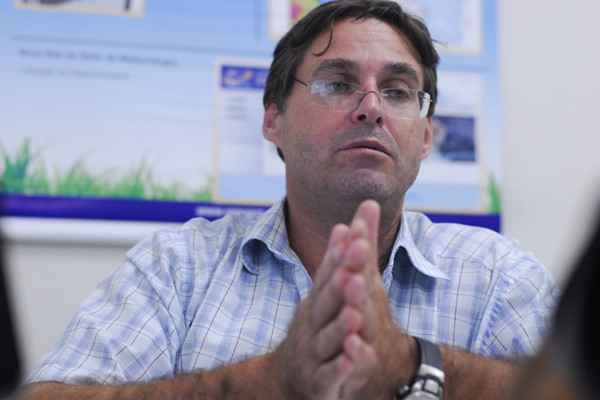 Gilmar Bristot: Essa é uma evolução favorável para que haja chuva no Nordeste