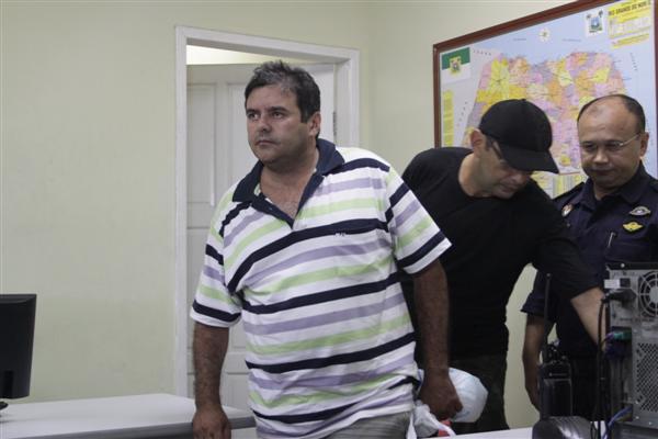 O guarda municipal Francisco Itamar Gomes foi preso, acusado de tentativa de homicídio após se envolver com acidente de trânsito