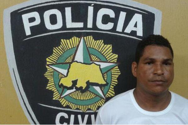 Israel Ramos de Barros, 32 anos, foi preso na manhã desta segunda-feira em Assu
