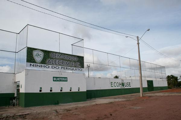 O antigo estádio do São Gonçalo foi arrendado pelo presidente do Alecrim, Anthony Armstrong, e pode ser a casa do América na série B