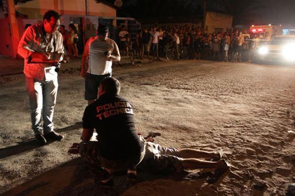 José Itamar foi morto em Lagoa Azul, na Zona Norte