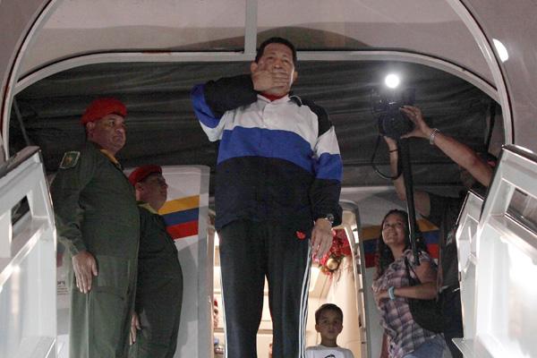 Hugo Chávez morreu aos 58 anos de idade