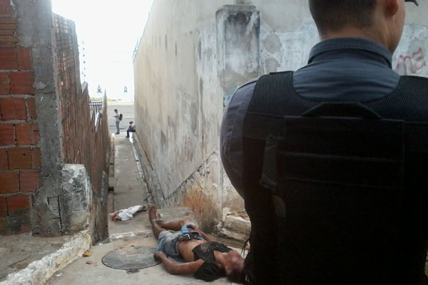 Josenildo Damaceno Rodrigues é suspeito de praticar assaltos e arrombamentos na zona Leste de Natal