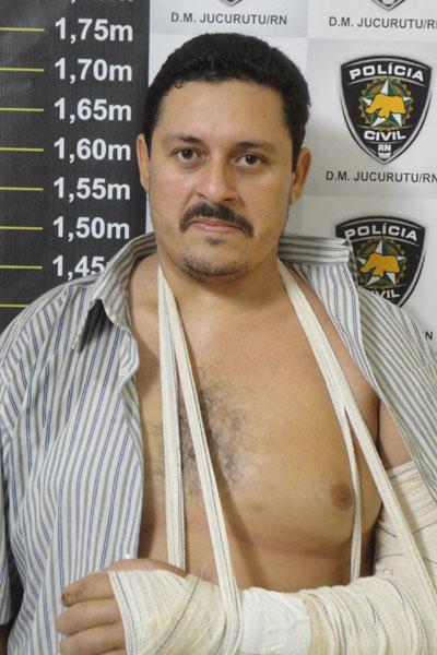 Noel Crispim da Silva, 31 anos, foi preso em flagrante e é considerado um dos maiores fornecedores de drogas da região