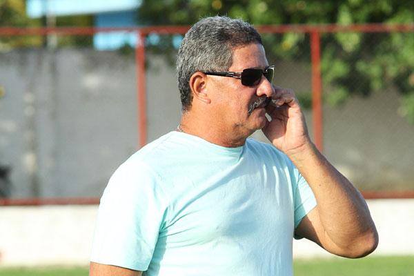 Pedrinho Albuquerque já treina o time nesta sexta-feira