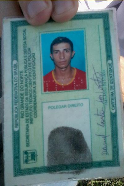 Daniel Costa Joventino, 29 anos, foi atropelado na manhã de hoje (12) na ponte de Igapó