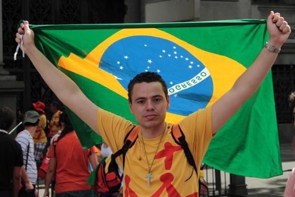 Jornada Mundial da Juventude, no Rio, deve ser o primeiro compromisso internacional do novo papa