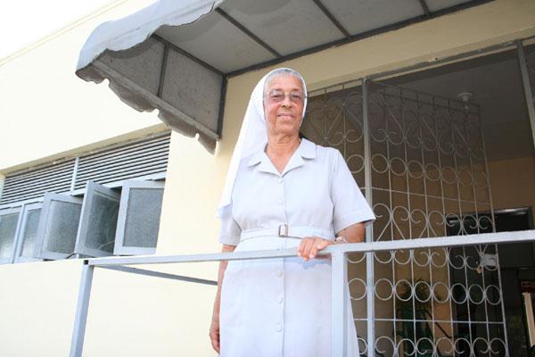 Irmã Isoldi Bittencourt atua há 20 anos no Rio Grande do Norte