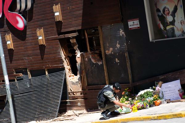 O incêndio na boate Kiss é visto como a maior tragédia deste tipo no Brasil