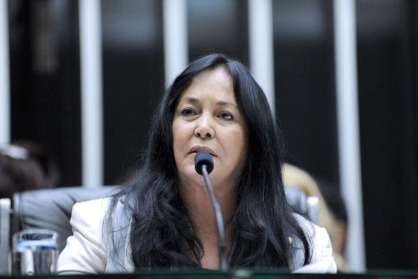 Rose de Freitas tem assessores envolvidos com o dossiê