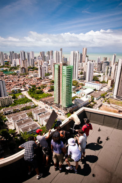 Filme foi rodado no Recife