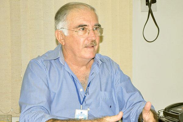 Isaías Filho alerta que a seca não atinge só os mananciais superficiais, como também o lençol freático