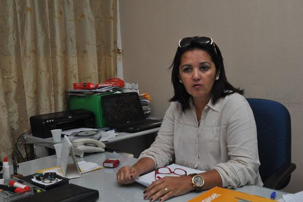 Delegada Sheila Freitas vai comandar a equipe de investigação