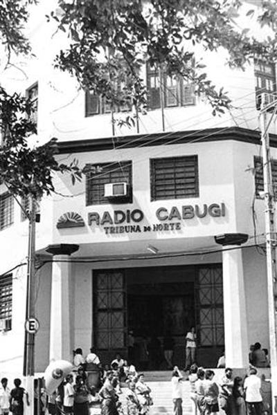 Sede da Tribuna do Norte e Rádio Globo