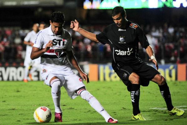 Wallyson começou jogando contra Oeste, São Bernardo e Bragantino e já pensa em ser titular na Libertadores