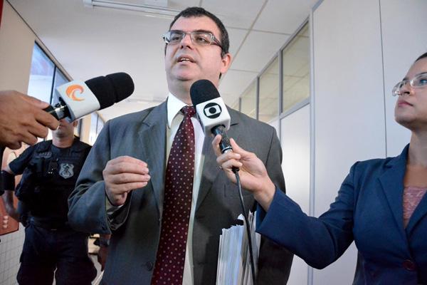 Afonso de Ligório fica responsável pelo inquérito aberto pela Promotoria do Patrimônio Público