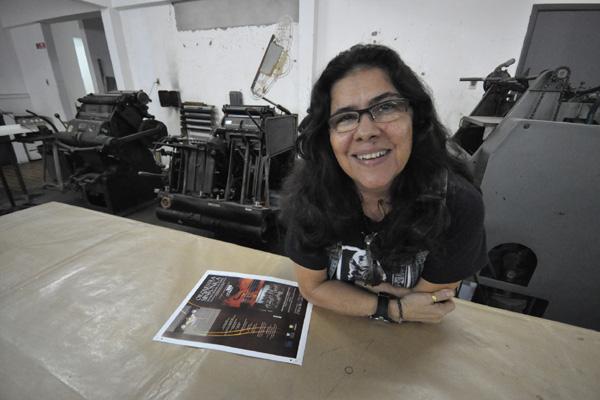 Segundo Socorro Soares, a capacidade da Manimbu é de 500 livros de 200 páginas a cada três dias