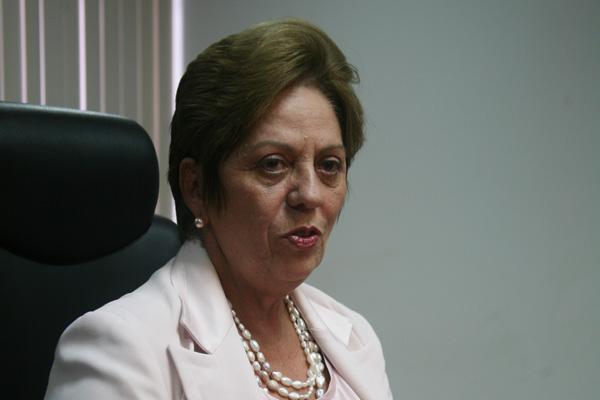 Rosalba Ciarlini prepara as sugestões