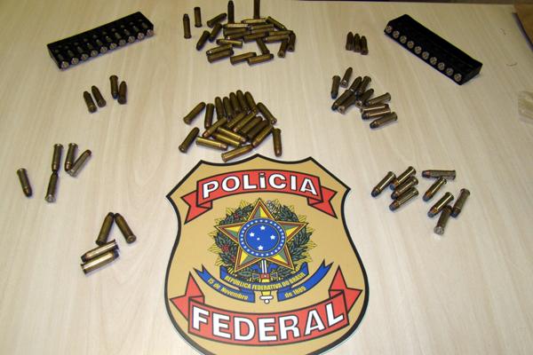 Em depoimento, o francês afirmou que não sabia que a munição estava na mala