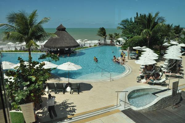 Os hotéis em Natal foram preenchidos principalmente por turistas do Nordeste, no período
