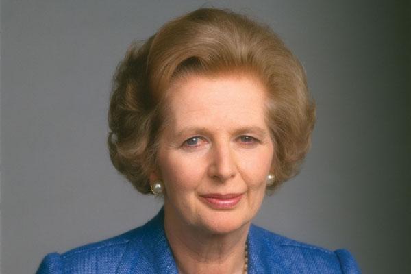 Thatcher foi a primeira mulher a se tornar primeira-ministra do Reino Unido, cargo que ocupou entre os anos 1979 e 1990