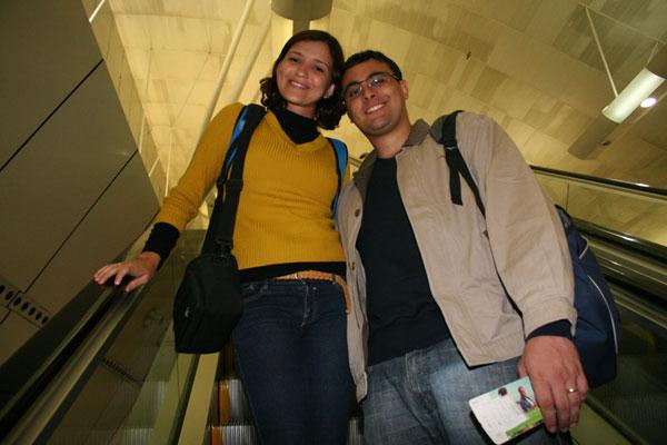 Larissa e Fred: embarque para uma viagem por 17 países