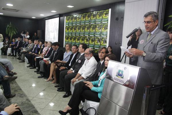 Entidades fazem mobilização na Assembleia Legislativa em apoio ao poder de investigação do MP
