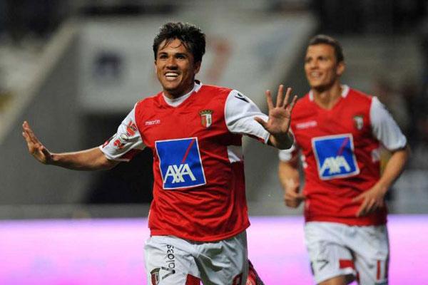 No Braga, Márcio Mossoró virou ídolo e foi vice-campeão da Liga Europa