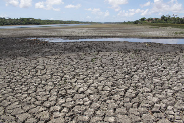 Hoje, 136 cidades do RN são consideradas muito secas