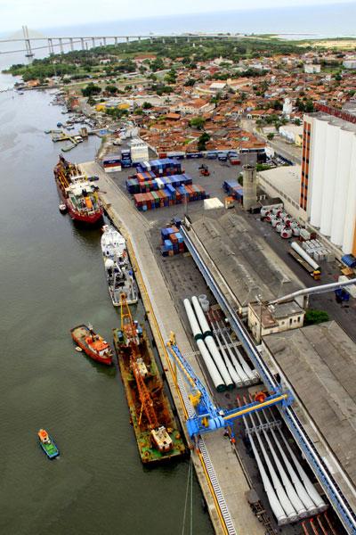Porto de Natal: terminal se limitaria a pequenos volumes
