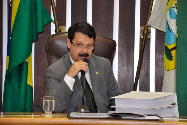Ricardo Motta, presidente da Assembleia Legislativa, tende a ficar com o comando da nova legenda