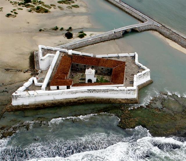 Projeto de reforma do Forte prevê investimentos R$ 8 milhões