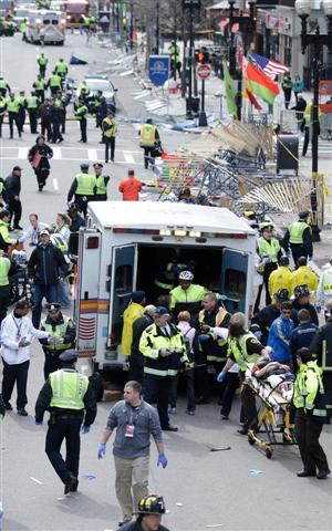 Atentado em Boston deixou três mortos e 180 pessoas feridas