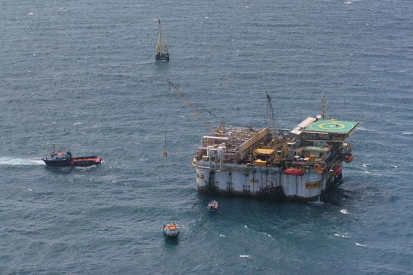 O RN terá 10 blocos em águas profundas no leilão: Exploração no mar gera boas perspectivas